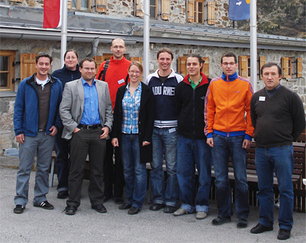 Group picture of November 2011